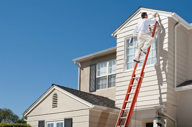 When Should You Put House Painting on the Priority List?