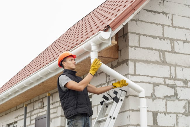 It Might Not Be Your Roof – It Could Be Your Gutters