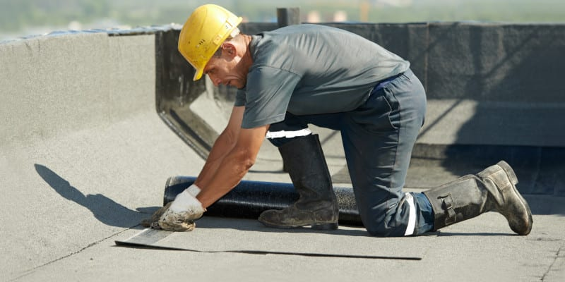 Commercial Roofing Replacement in Denver, Colorado