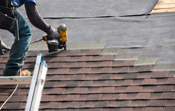 Our Full-Service Shingle Roofing Contractors Serve Both Residential & Commercial Properties