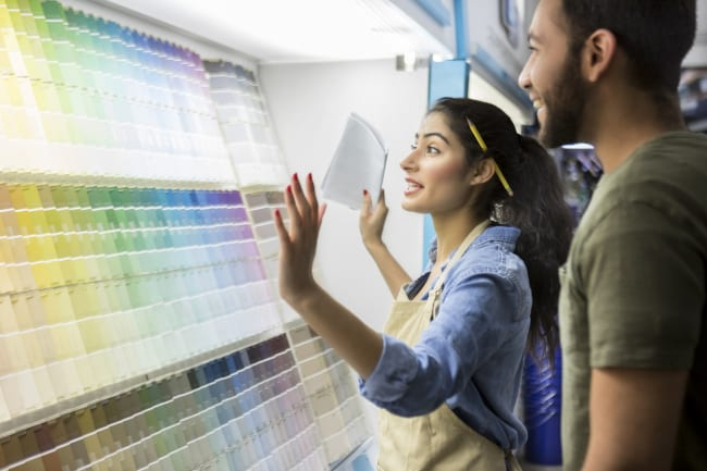 right exterior paint can make all the difference