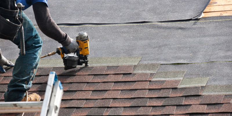 roof installation should be done by a roofing company you can trust