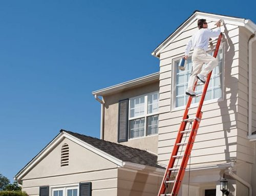 Hiring Professionals for Exterior Painting