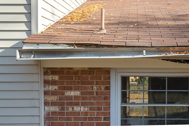 The simple process of gutter repair and maintenance can stop and repair these issues.