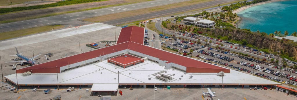 A commercial roofing project in Colorado completed using high wind roofing system