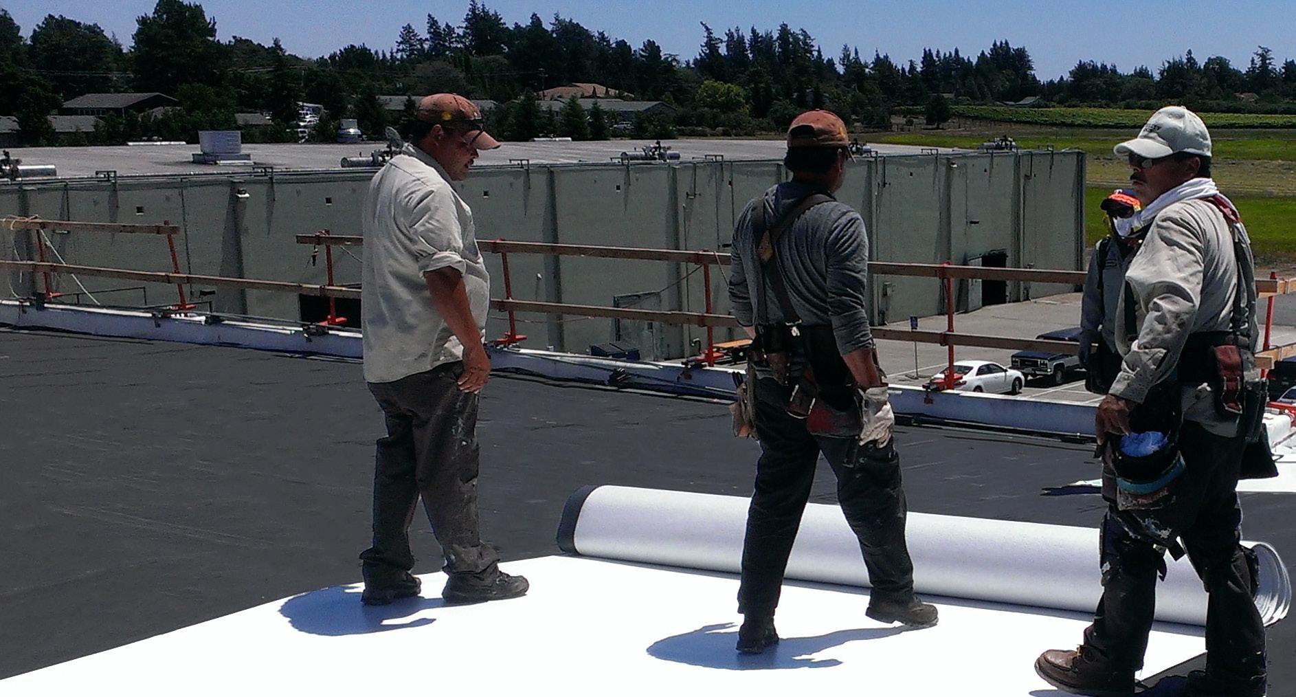 commercial roofing contractors in Colorado Springs