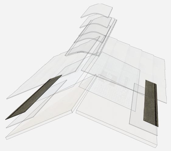 starter strip shingles diagram