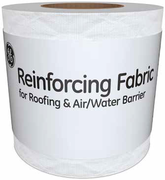 GE Enduris silicone reinforcing fabric