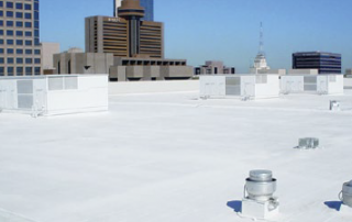 Colorado Springs roof coatings contractor install