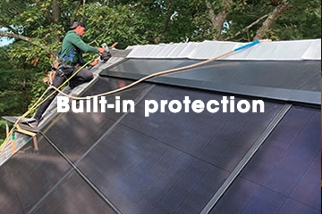 solar panel installation on a residential home in Colorado Springs