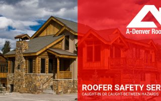 roofer safety series caught-in or caught-between hazards