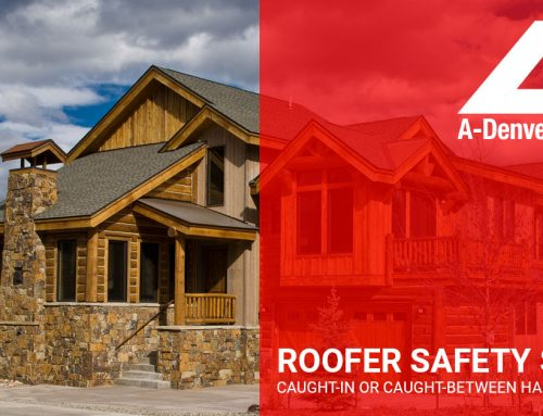 Roofer Safety Series – Caught-In Hazards