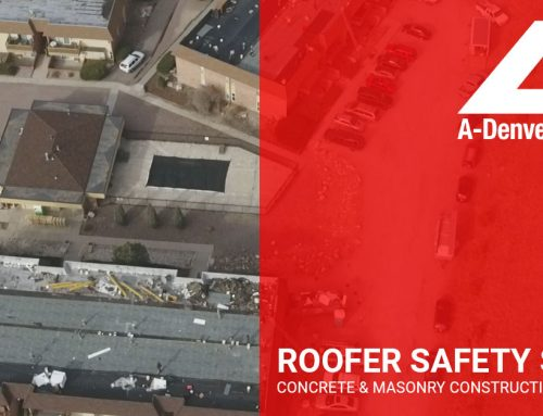 Roofer Safety Series – Concrete And Masonry Construction