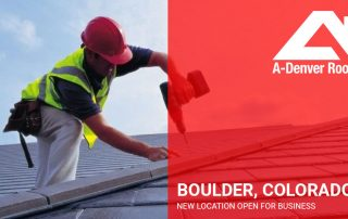 residential roofing contractor in Boulder Colorado