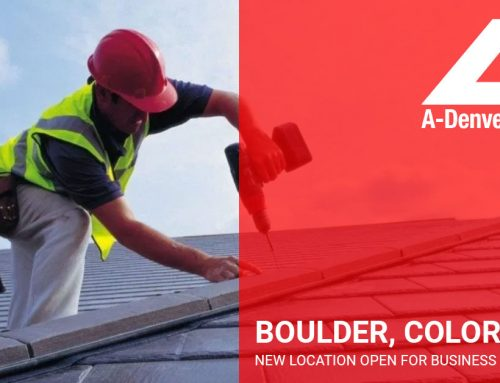 Residential Roofing Contractor in Boulder, Colorado