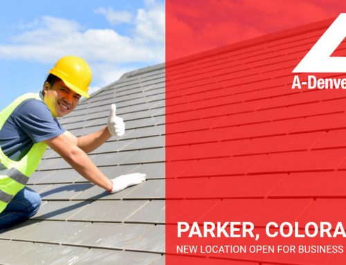 Residential Roofing Contractor in Parker, Colorado