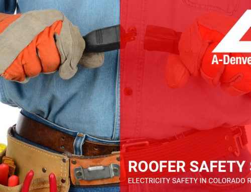 Roofer Safety Series – Electricity