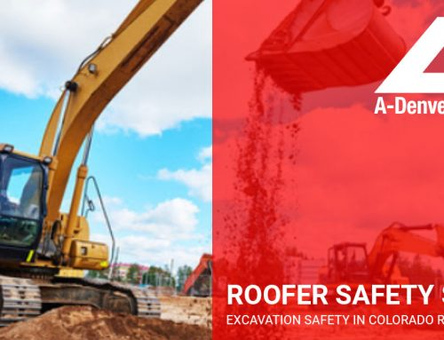 Roofer Safety Series – Excavations