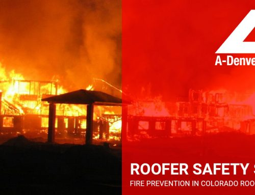 Roofer Safety Series – Fire Prevention