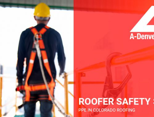 Roofer Safety Series – PPE for Roofers